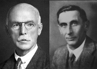 Arthur Harden和William John Young