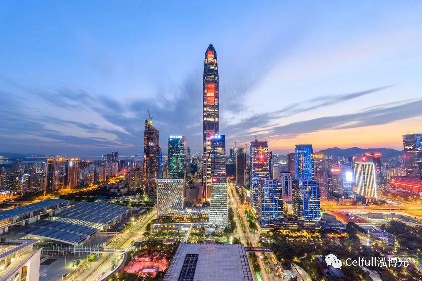 中国特色先行示范区深圳发展5科技产业,泓博元再迎政策风口